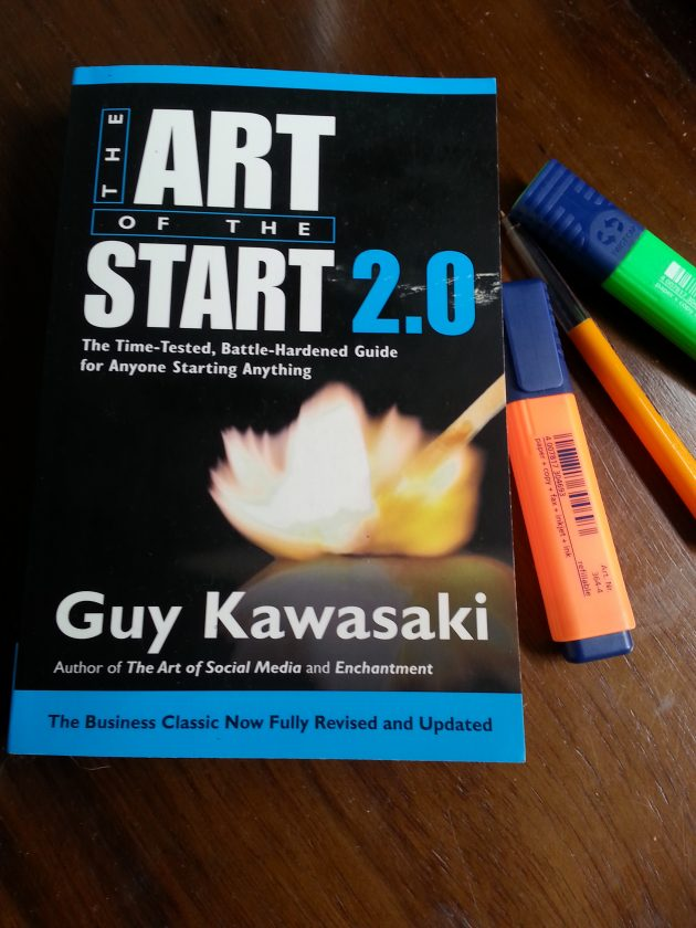 The Art Of The Start 2.0 by Guy Kawasaki