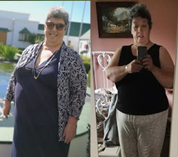 Ingrid Collender has lost 20 kgs of weight in five months, and is still going strong.